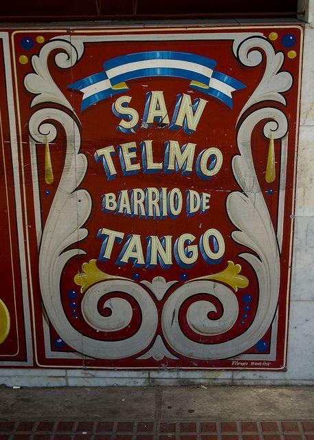 Gdzie szukać inspiracji? Z pewnością w artystycznych dzielnicach całego świata. #santelmo #argentina