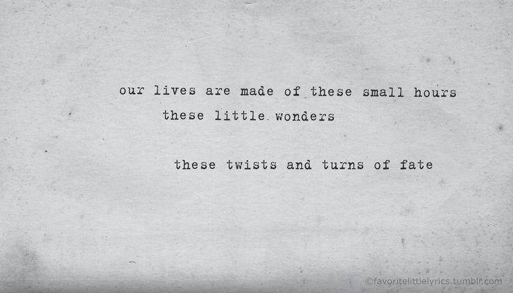 Little Wonders - Rob Thomas
