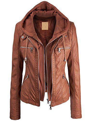 Jaqueta em couro marrom = coringa sem ser óbvio!