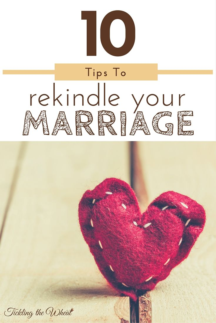 These 10 ways to build your marriage can help renew your relationship at any stage. Whether you've been feeling like your marriage is faltering or you just want to add a little spark to your marriage, try these tips to build connection with your spouse and rekindle your marriage. via @ticklingwheat