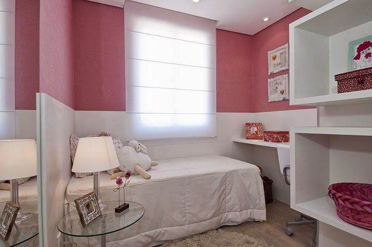 marcenaria planejada- quarto branco