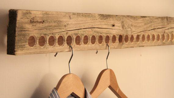 Schicke Garderobe für den Flur und Eingangsbereich von mashupdesign