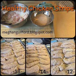 21 Day Fix Chicken Strips Healthy Clean Eating meghanguilford