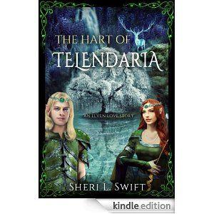 Amazon.com: The Hart of Telendaria eBook: Sheri L. Swift, Selest A. Swift, Derek Murphy Creativindie Book Covers: Kindle Store