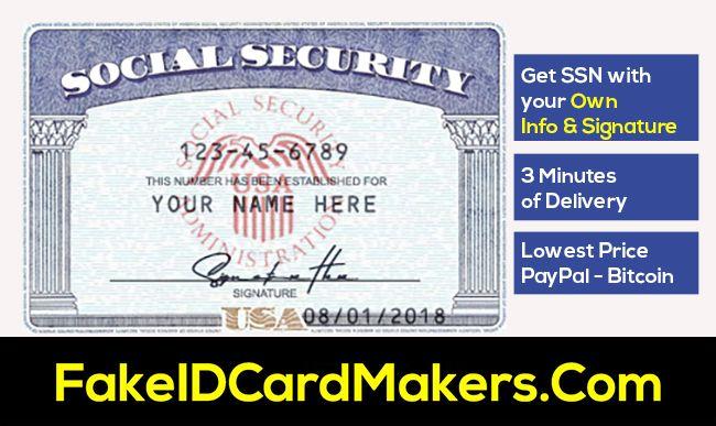 Usa Social Security Card Template Psd Ssn Psd Generator Card Templates Free Social Security Card Cards