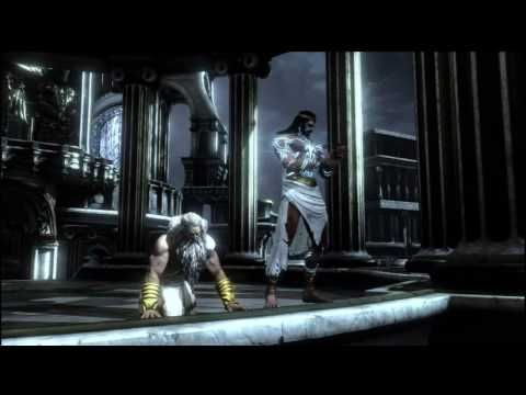God Of War 3 (ITA) Parte 1 HD- IL MONTE OLIMPO