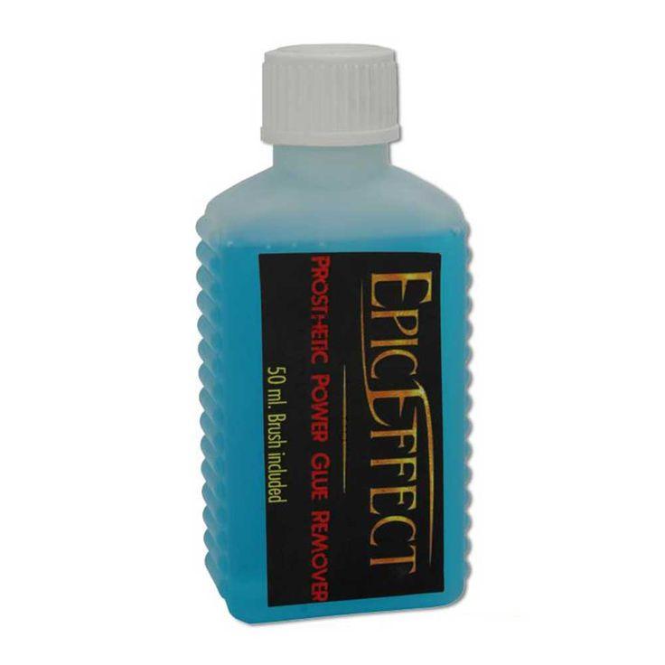 Iron Fortress. Deze power lijm verwijderaar is een zachte, olie basis, sepciaal ontworpen voor het verwijderen van de Prothese power lijm en andere make-up na gebruik van latex protheses. Deze power lijmverwijderaar is veilig te gebruiken op kinderen, maar dienen buiten bereik te worden gehouden en alleen worden toegepast met toezicht van een volwassene. De lijm verwijderaar wordt geleverd in een fles van 50 ml met schroefdeksel. Deksel heeft een kleine borstel dat helpt om de lijm…