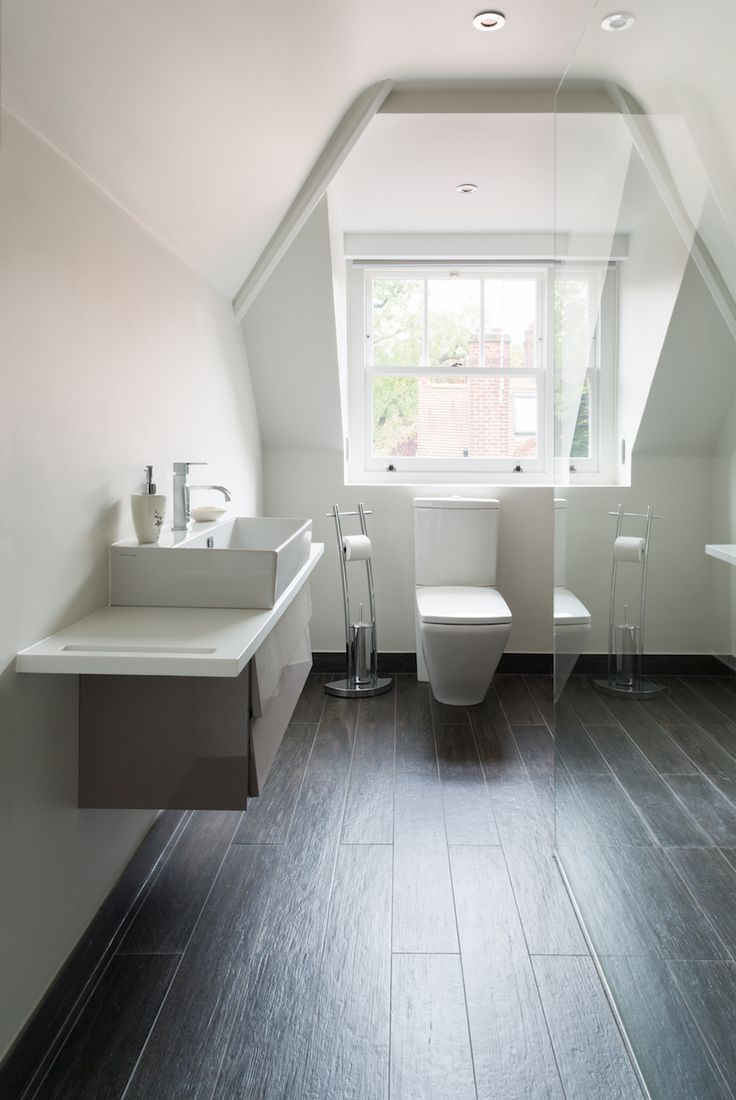 Get 20 Small Attic Bathroom Ideas On Pinterest Without