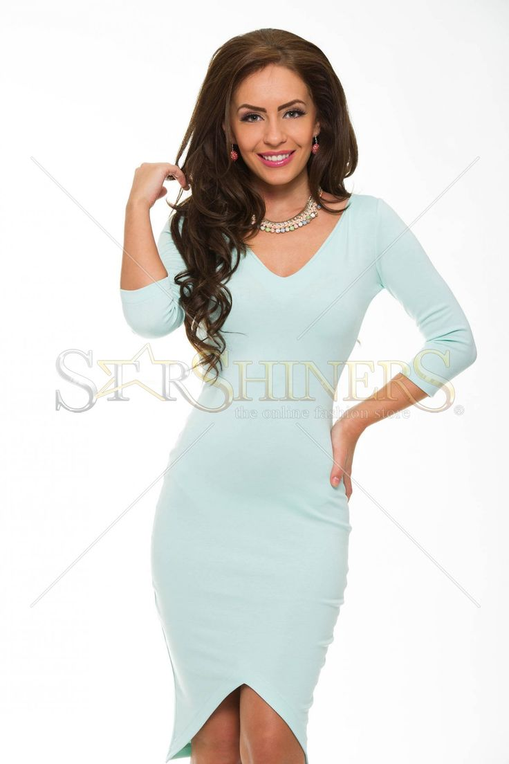 StarShinerS Sensual Mint Dress