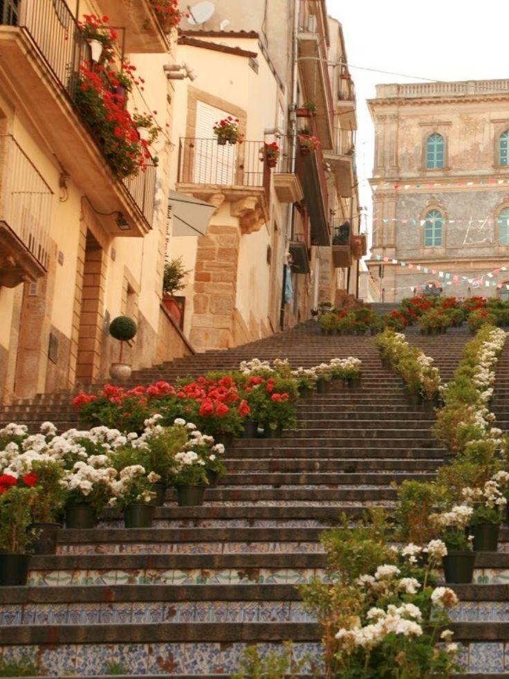 Caltagirone, Sicilia