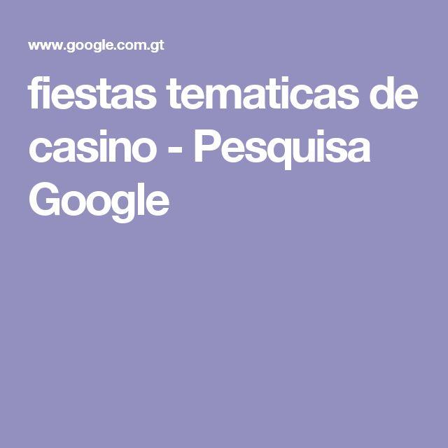 fiestas tematicas de casino - Pesquisa Google