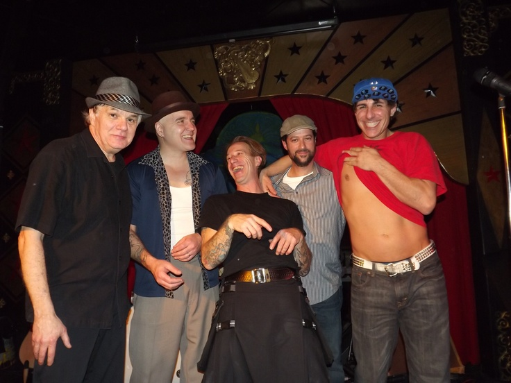 Gas House Gang plays Rock a Billy & Swing at Roxy & Dukes on Route 28 in Dunellen!