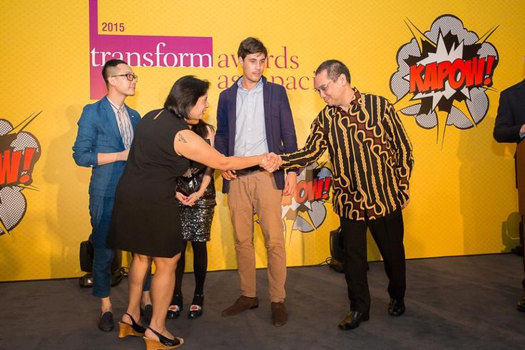 2015 Transform Awards Asia-Pacific