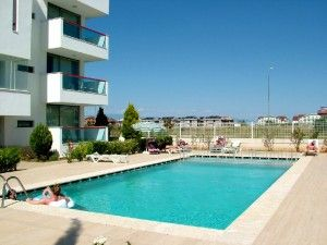 Golf Apartments - These luxurious Apartments are situated in the prime golfing region of the beautiful  resort of Belek, are just 30 kilometers from the Antalya International Airport also only one kilometer away from the glorious beach and one of the many Golf Courses. The ancient town of Side with its many great sights and activities is only a short journey away. Price: £44,950