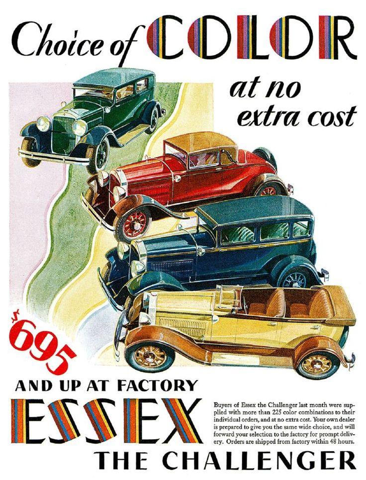 162 best Fantastic Print Ready Vintage Motoring Ads images on ...