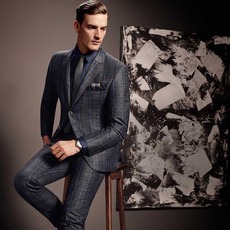 Classy - not only for a #businesssuit #suits #madetomeasure with ❤ by www.fuchsfashion.ch   #massanzug #masshemden #bespoke #bespoketailoring #zürich #switzerland #flanellanzug #masssakko #weste #menswear #dapper #gentlemen #herrenausstatter #anzug #mensfashion #styleinspiration #suits #suited #suitedup #mensuit #businesssuit #suitup # #fashioninspiration #bespoke #mensstyle #suit