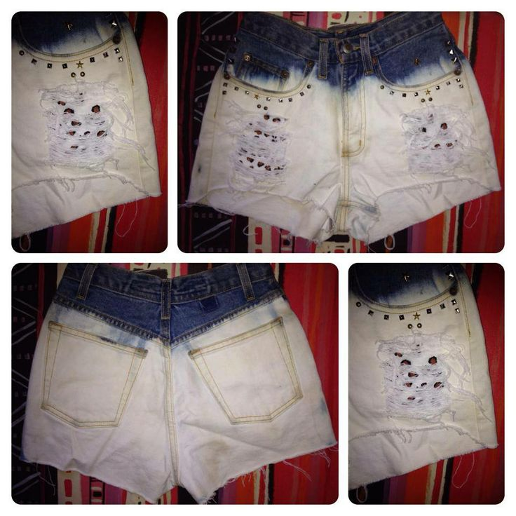 shorts bolsas animal print