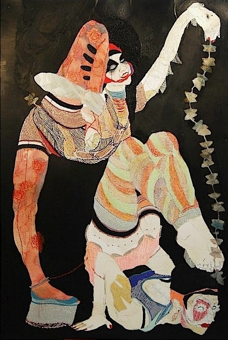 Elena Monzo, Composizione Russa | Russian Composition, 2012  This is so fabulous.