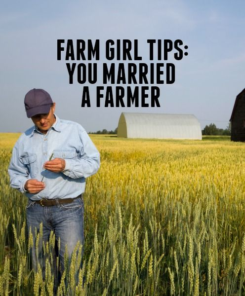 This is kind of long, but good for any farm wife (in my opinion anyway)