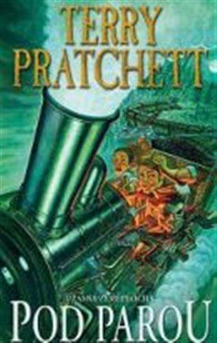 Pod parou [E-kniha] - Terry Pratchett | Kosmas.cz - internetové knihkupectví