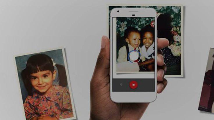 Google lanza PhotoScan, una 'app' para escanear fotos antiguas con el móvil   Tecnología   EL PAÍS
