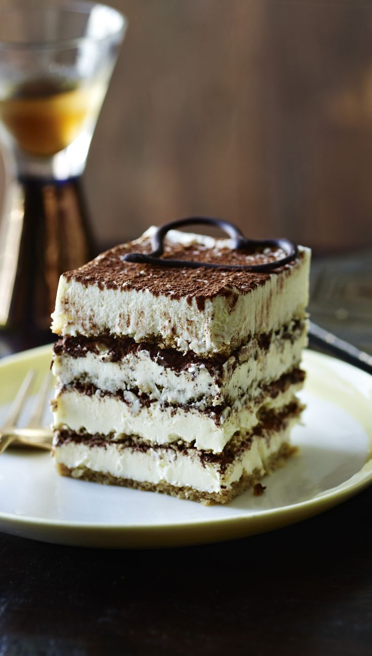 Like Mary Berry herself, this cake version of tiramisu is elegant, generous and very sweet