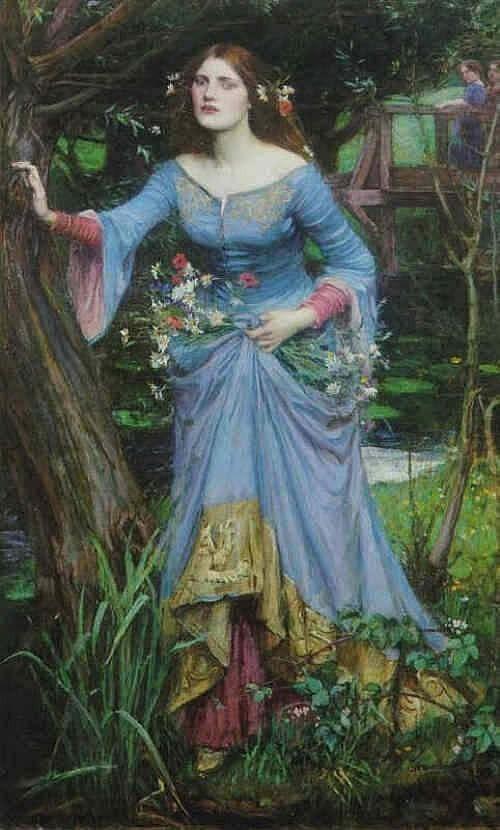 Waterhouse Ophelia   A...