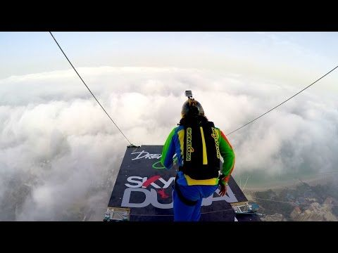 Dream Jump - Dubai 4K - YouTube