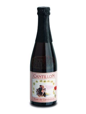 Cantillon Rose de Gambrinus-