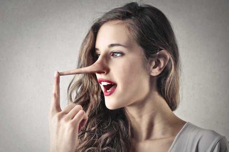 Mengetahui isyarat kebohongan yang dimunculkan oleh orang di depanmu. | Ruang Psikologi