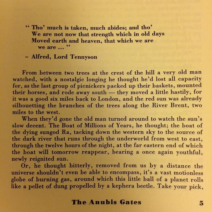 The first page of the prologue from Tim Powers's The Anubis Gates from the first US edition. #firstpages #fantasy #firsteditions #bookcollecting #bookstagram #books #rarebooks #timpowers