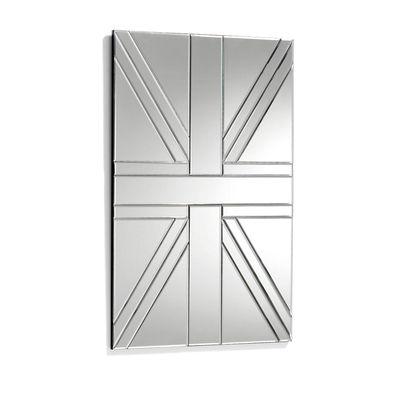 dwell - Union jack mirror rectangle - £79
