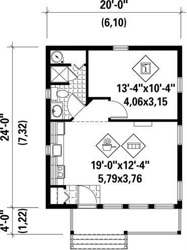 Kit de chalet : Modèle de Maison usinée à vendre à Boucherville | Projet Habitation