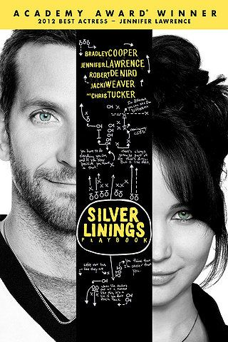 Silver Linings Playbook one of my favorite movies so far!