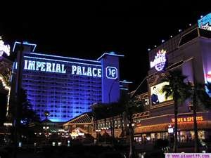 Imperial Palace |Las Vegas -got married here 1987