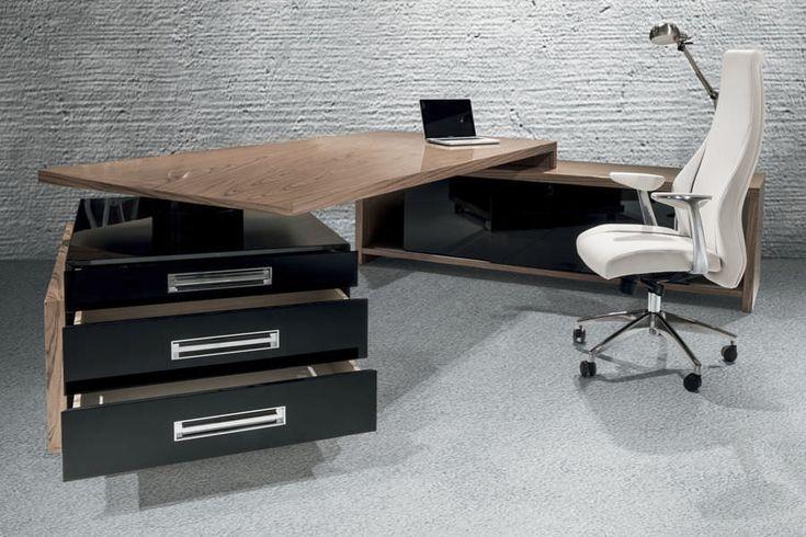 435 best escritorios en l images on pinterest desks - Escritorios en l ...