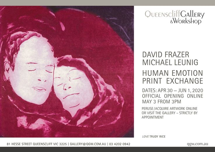 Exhibition Bronwyn Rees Feb 23 - Mar 8   Queenscliff Gallery