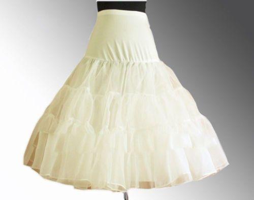26-Retro-Swing-50s-80s-Tutu-Underskirt-Petticoat-Wedding-Rockabilly-Fancy-Dress