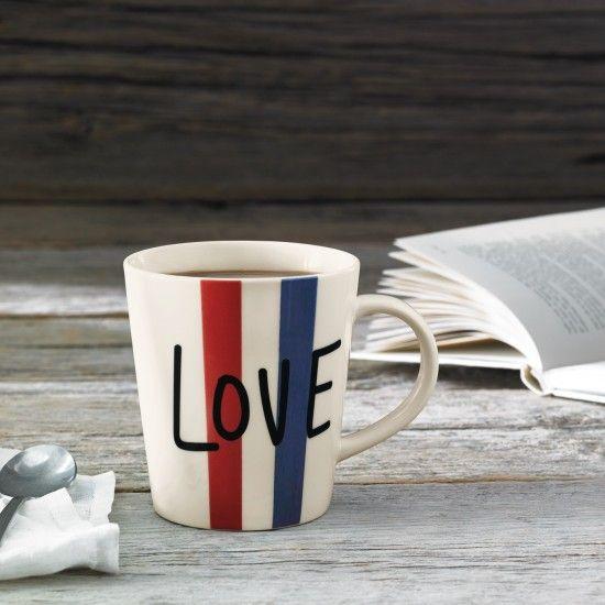Love Mug ED Ellen DeGeneres Crafted by Royal Doulton