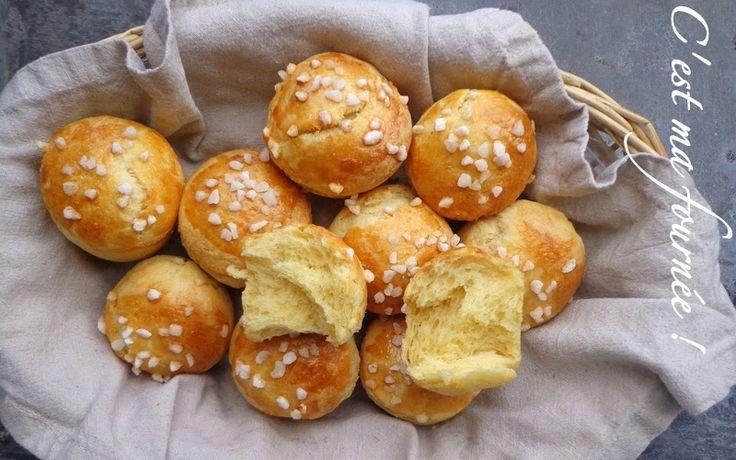 La Vraie Brioche au Beurre (celles qui sent bon la boulangerie...)