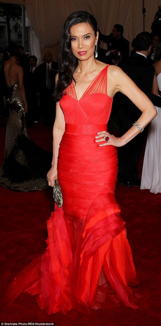 Murdoch's former wife Wendi Deng has been linked to Russiand leader Vladimir Putin...