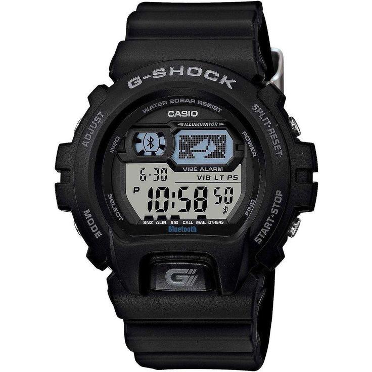 Casio bluetooth herren armbanduhr gb 6900b 7er