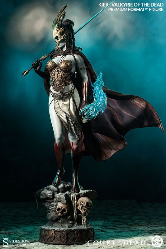 Court of the Dead Valkyrie of the Dead Premium Format(TM) Fi   Sideshow Collectibles