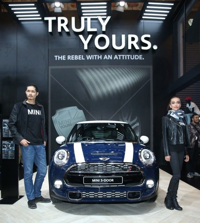 GIIAS 2015: Peluncuran MINI Yours edisi terbatas + Program MINI NEXT