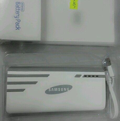 pin dự phòng 3 cổng USB samsung Battery 20.000mAH