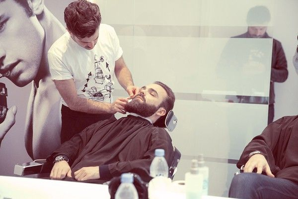 barbershop, barebe, beard, hipster, Taille de barbe et relaxation