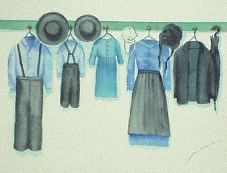 amish clothing-I want the men in amish like dress clothes
