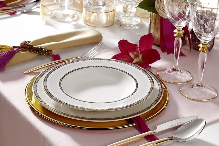 New Wanda Yemek Takımı / Dinnerware Set #bernardo #dinner #kitchen #mutfak #bonechina #tabledesign