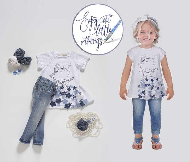 Enjoy the little things! #Abbigliamentobambina, vestiti bambina, vestiti #cerimonia, abiti cerimonia bambini, #vestitino bambina #cerimonia #cerimoniabimbi#abbigliamentowww.elsyspa.com/...