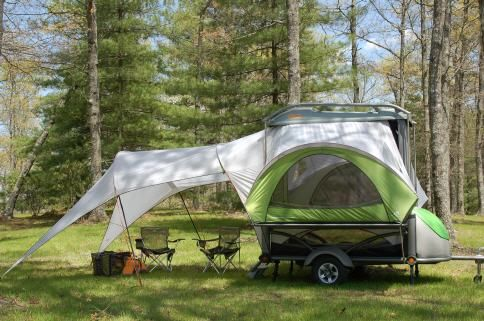 pin von camper stuebchen auf kleine wohnwagen zelten. Black Bedroom Furniture Sets. Home Design Ideas